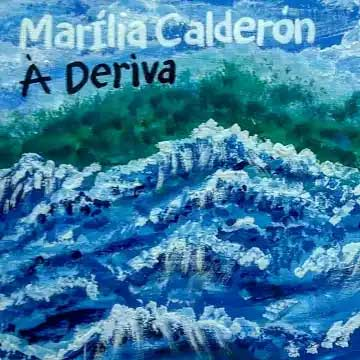 Single À Deriva de Marília Calderón
